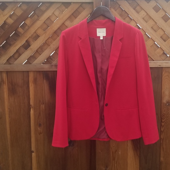 💜2/$15💜 UO Silence & Noise Red Blazer